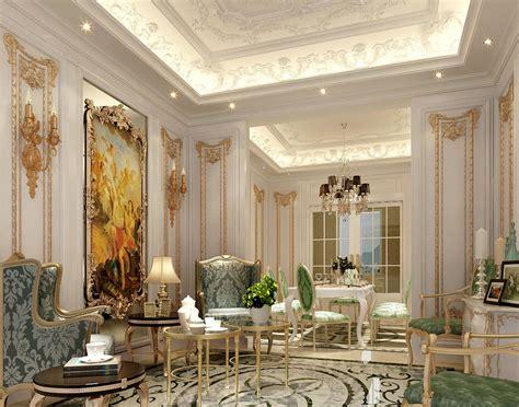 luxury interior design 3d house