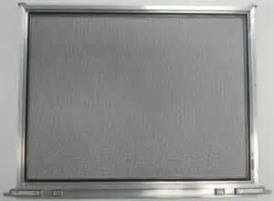 Storm Window Screen