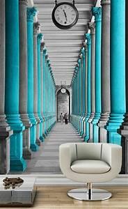Fototapeten 3d Effekt : 3d fototapete f r eine attraktive und einzigartige ~ Watch28wear.com Haus und Dekorationen
