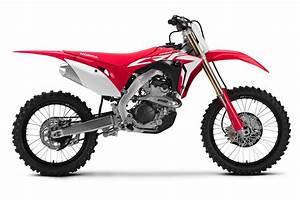 2019 Honda Crf Motocross Lineup First Look