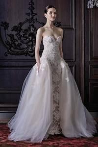 monique lhuillier wedding dresses 2016 modwedding With wedding dress designer monique lhuillier