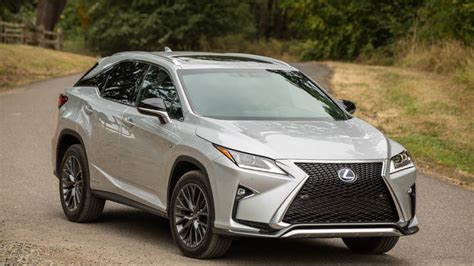 lexus crossover 2016 2016 lexus rx crossover review with price horsepower and