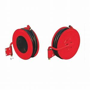 Swing Arm Type Manual Or Automatic Fire Hose Reel With