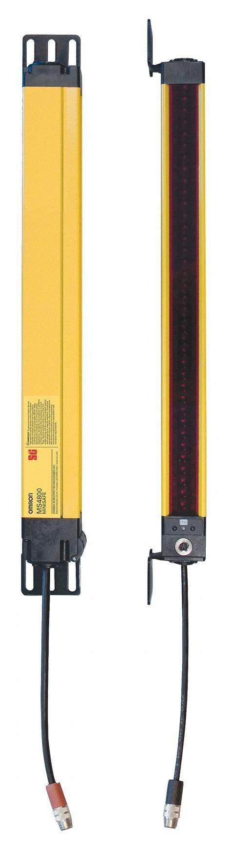 sti light curtain distributors omron sti light curtain protcted ht 17 3in 10n160 70230