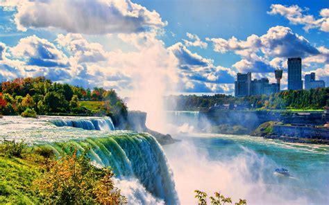 Niagara Falls Hd Desktop Wallpaper 25789 Baltana