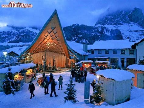 I mercatini di Natale a Corvara in Val Badia Date 2016 e