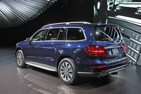 Review Mercedes Gls Class by 2017 Mercedes Gls Class Picture 656633 Car Review