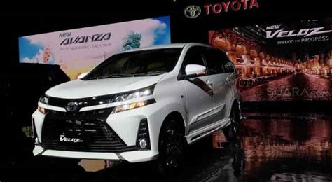 Gambar Mobil Toyota Avanza Veloz 2019 by Gambar New Avanza 2019 Terbaru Terbaru