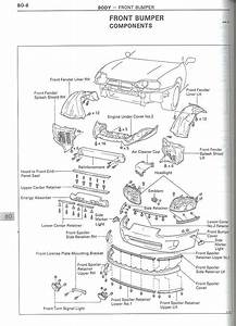 2000 Lexus Rx300 Frt Marker Light Wiring Diagram