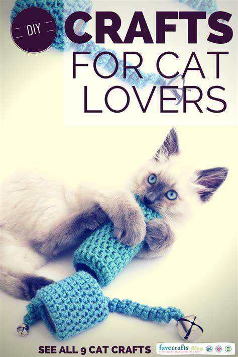 link love crafts  cat lovers favecrafts