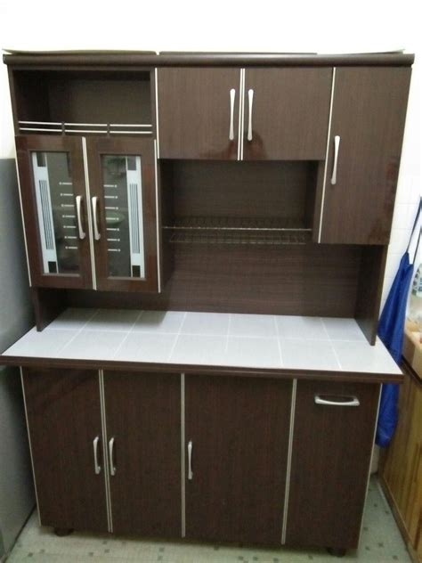 Portable Kitchen Cabinet   Secondhand.my