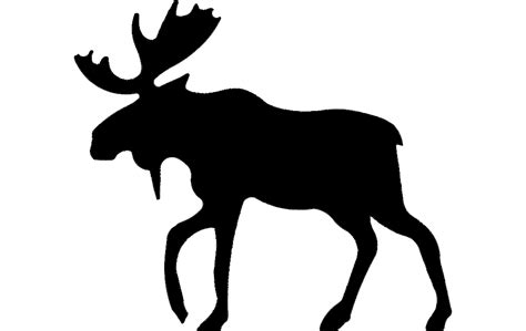 ladari 3d alce moose 4 dxf file free 3axis co