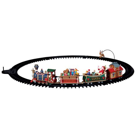 lemax the starlight express accessory set of 17 04232