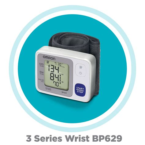 Amazon.com: Omron 3 Series Wrist Blood Pressure Monitor