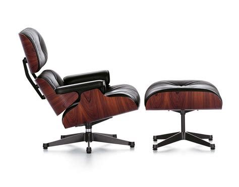 eames chaises vitra lounge chair ottoman by charles eames 1956