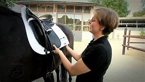 Wie Tapeziert Man Richtig : basics mit kati das pferd richtig satteln youtube ~ Lizthompson.info Haus und Dekorationen