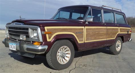 classic jeep wagoneer for sale 1987 original jeep grand wagoneer sweet waggy a classic