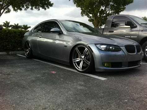 Filthye92 2007 Bmw 3 Series335i Coupe 2d Specs, Photos