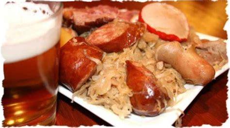 recettes cuisine alsacienne traditionnelle cuisine alsacienne traditionnelle recette choucroute