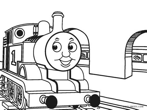 Permalink to Thomas The Train Coloring