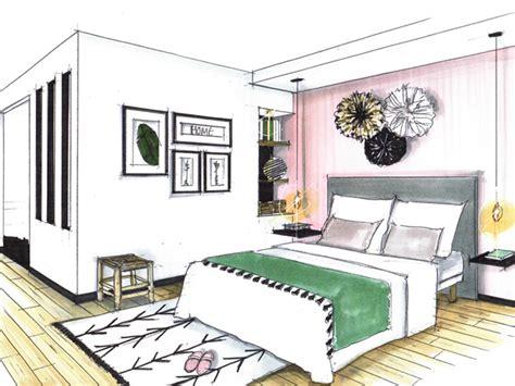 dessiner sa chambre dessiner interieur maison awesome decop stphanie auzat