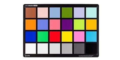 ColorChecker® Classic; X-Rite