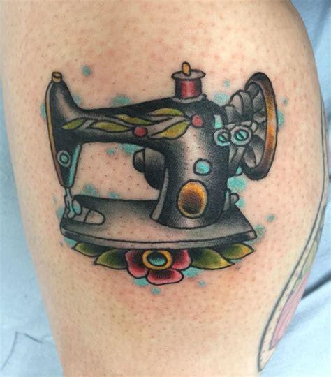 ideas  sewing machine tattoo  pinterest