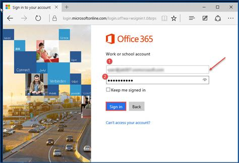 Office 365 Email Login by How To Set New Theme In Office 365 Outlook Office 365