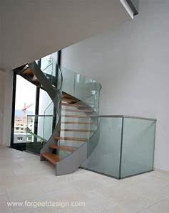 Garde Corps En Verre : escalier et garde corps en verre bomb ~ Melissatoandfro.com Idées de Décoration