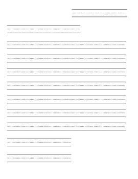 friendly letter template st grade language arts ideas