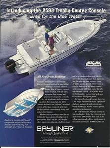 1996 Bayliner Marine Corp  Color Ad