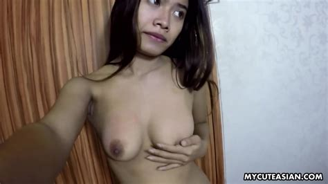 Perky Asian Amateur Tits Look Sexy In Close Up Alpha Porno