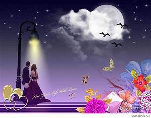 Love romantic couple wallpapers, for mobile & Facebook
