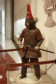 Ancient Korean Warriors Armor