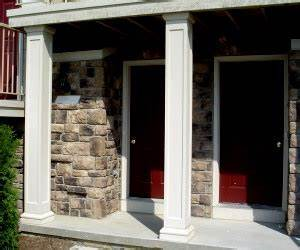 HB&G PermaCast Fiberglass Porch Columns Round & Square