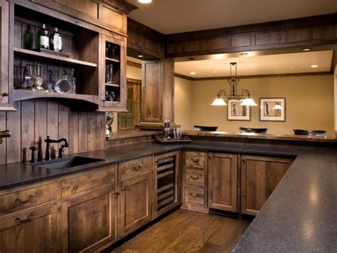 wood kitchen cabinets small area furniture knotty hickory kitchen cabinets
