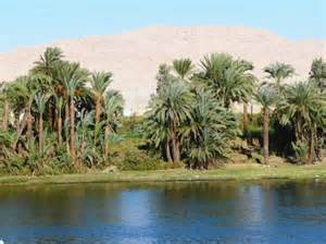 The Nile River in Ancient Egypt