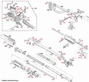 Marlin Model 81 Parts Diagram