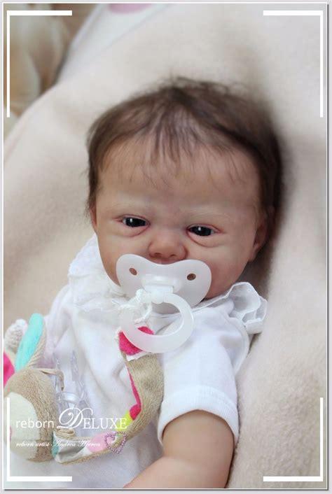 Prototype Beautiful Baby Doll  Riley  Reborndeluxe Girl
