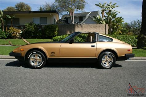 1980 Datsun 280zx by 1980 Datsun 280zx 10th Anniversary Edition