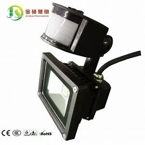 China ip w ir motion detector led flood light
