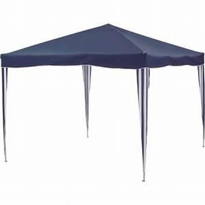 Alu Sitzkissen Faltbar : alu pavillon faltbar blau 295 cm x 295 cm von obi ansehen ~ Watch28wear.com Haus und Dekorationen
