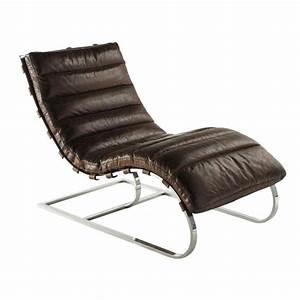 Chaise Jardin Maison Du Monde : chaise longue maison du monde design en image ~ Premium-room.com Idées de Décoration