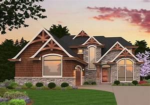 Plan, 85160ms, Exciting, Craftsman, House, Plan
