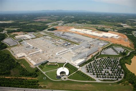 Plant Spartanburg by Bmw Increases Workforce At Spartanburg Plant