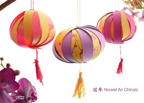 decoration nouvel an chinois nouvel an chinois 2017 d 233 coration diy gourmand