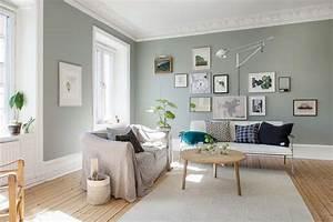 1000 idees sur le theme murs avec couleurs gris sur With conseil pour peindre un mur 5 idees couleurs pour notre salonsam