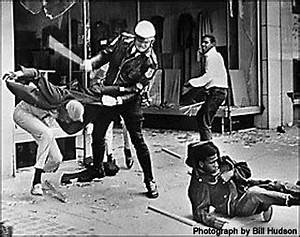 Civil Rights Movement Fire hoses – Westward Bound