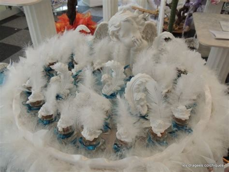 decoration bapteme theme ange mariage th 232 me des anges lovely day