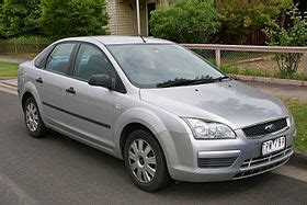 ford focus  generation europe wikipedia